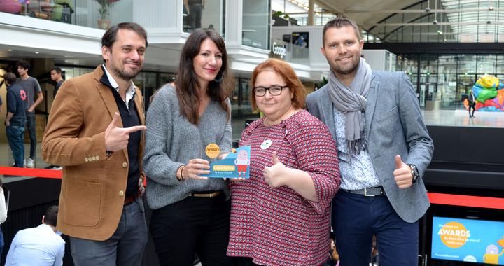Awards du bien-être au travail 2019 : C'est VEOLIA qui remporte ce prix avec un projet qui touche à la gouvernance du groupe et le travail lui même.