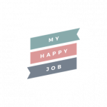 Logo my happy job